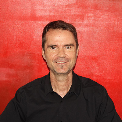 Hans-Joachim Scharfenberg Geschäftsführer DeWo Werbeagentur