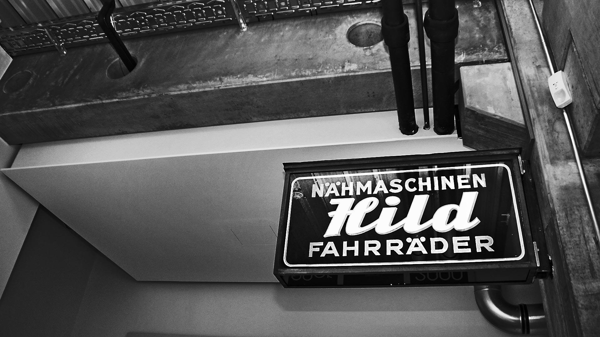 FOTOAUFNAHMEN HILD NÄH-/RADWELT - Fotoschau DeWo Werbeagentur Gitti Scharfenberg #1