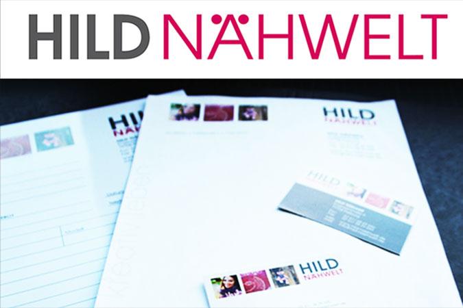 HILD NÄHWELT Printprodukte