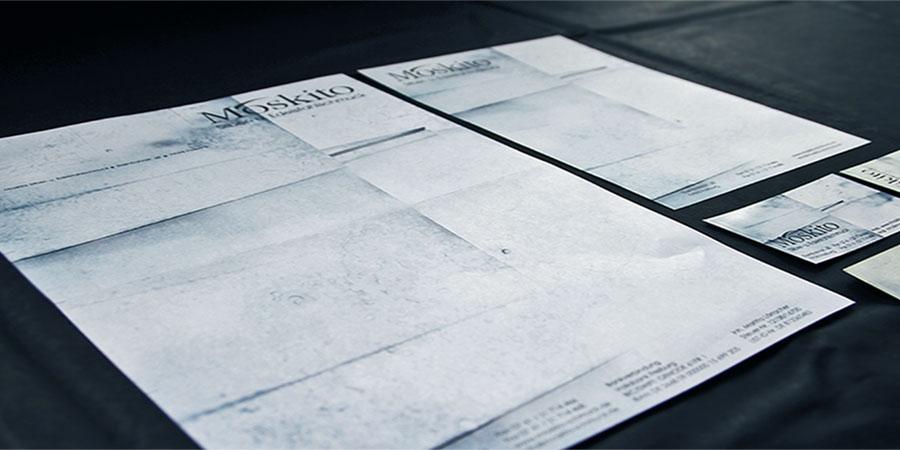 Moskito Silber- und Edelstahlschmuck  Printprodukte by DEWO WERBEAGENTUR