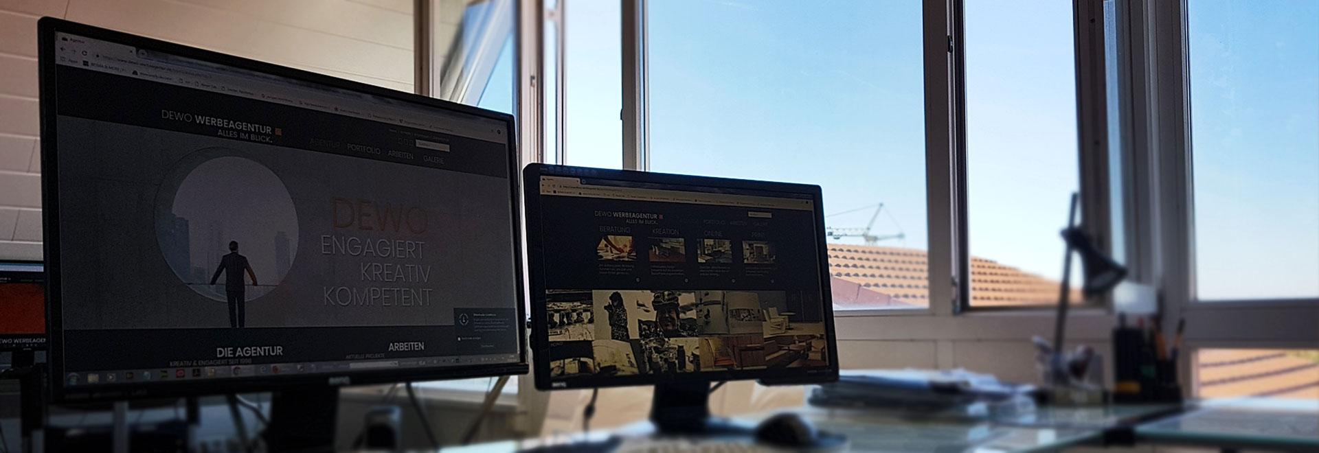 DeWo Werbeagentur-Softwareentwicklung/Programmierung
