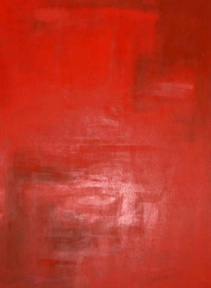IM ROTEN - Werkschau Malerei Gitti Scharfenberg - DeWo Werbeagentur #17