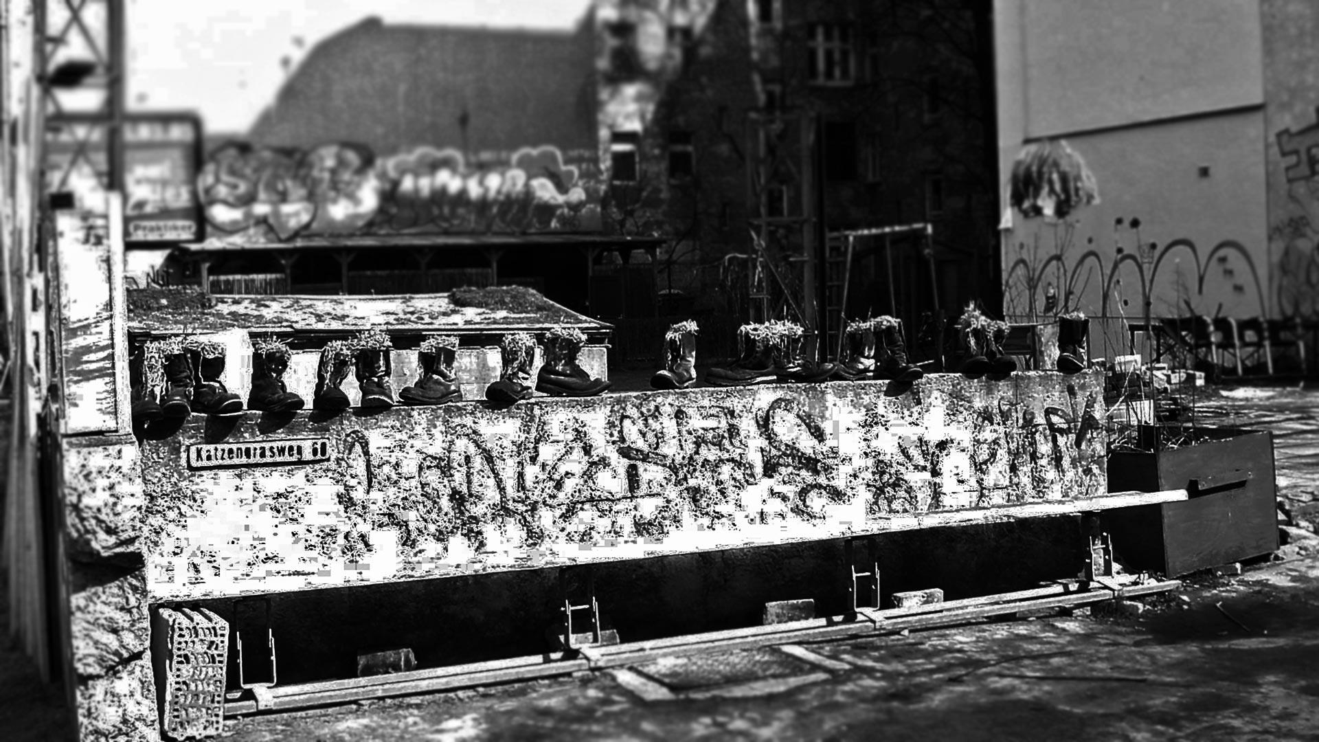 KATZENGRASWEG - Fotoschau Gitti Scharfenberg DeWo Werbeagentur #1